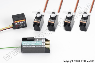 ELECTRONIC PACK ZOOM 450 EP 40MHZ T0502.400