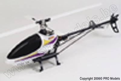 ZOOM 450 IC + .12 IC MOTOR T0503