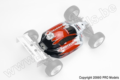 Protech RC - Yada Body Pre-Painted T30.002