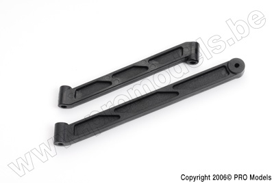 Protech RC - Chassis Brase Set Front + Rear T30.036