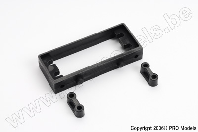 Protech RC - Steering Servo Mount T30.047