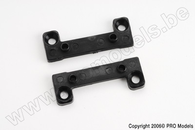 Protech RC - Sway Bar Plate Plastic T30.104