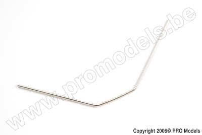 Protech RC - Rear Sway Bar 2,7mm T30.108