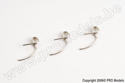 Protech RC - Clutch Springs 1.0mm T30.125