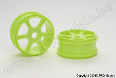 Protech RC - Wheel Nut Yada St / Yada Trr T30.134