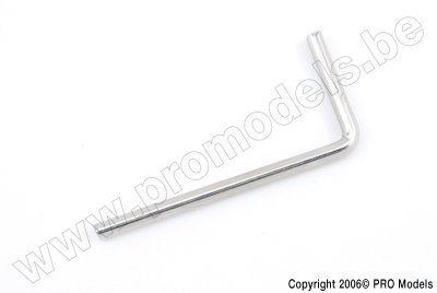 Protech RC - Muffler Holder Pin T30.143
