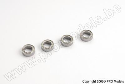Protech RC - Metal Sealed Bearing 6*10*3mm T30.147