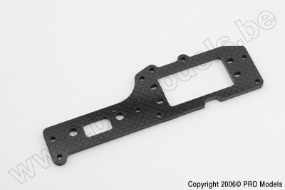 Protech RC - Carbon Radio Plate T31.227