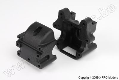 Protech RC - Gear Case 6mm Yada Trr T33.002