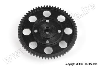 Protech RC - Steel Spur Gear 62T Yada Trr T33.007