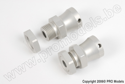 Protech RC - Wheel Hub Yada Trr 2Pcs T33.014