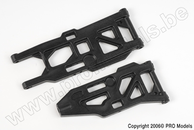 Protech RC - Front And Rear Lower Suspension Arms Yada Trr T33.016