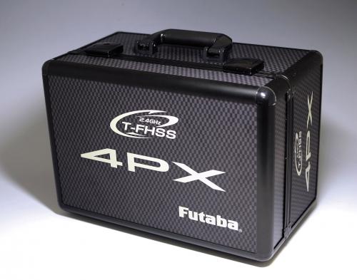 Alu-Senderkoffer Megatech 4PX Futaba  F3040004 1-F3040004