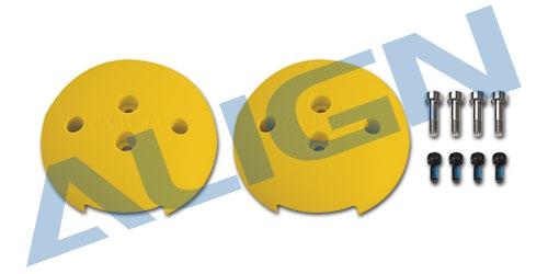 Propellerabdeckung-2 gelb M48 Robbe M480019XE 1-M480019XE