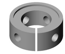 DISTANZRING D8XD14X5.7 AL Robbe 1-S4566 S4566