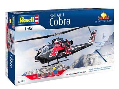 Geschenkset AH-1F Cobra Flyi Revell 05723