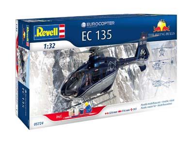 Geschenkset EC135 Flying Bul Revell 05724