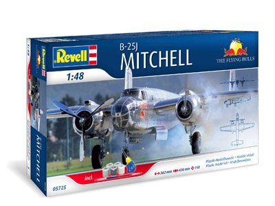 Geschenskset B-25J Mitchell  Revell 05725