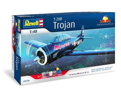 Geschenkset T-28 TrojanFlyin Revell 05726