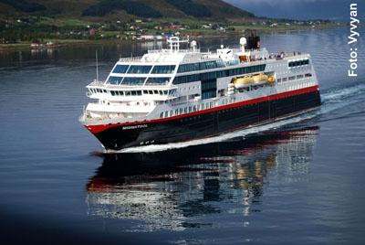 MS Midnatsol (Hurtigruten) Revell 05817