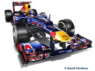Red Bull Racing RB8 (Vettel) Revell 07074