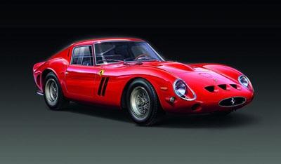 Ferrari 250 GTO Revell 07077