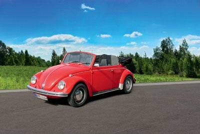 VW Käfer 1500 (Cabriolet) Revell 07078