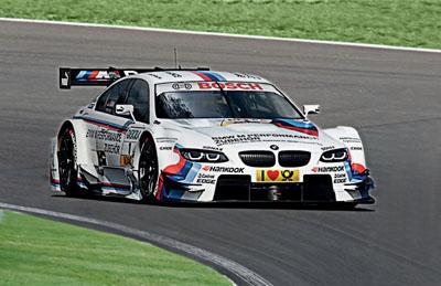 BMW M3 DTM 2012 Martin Tomcz Revell 07082