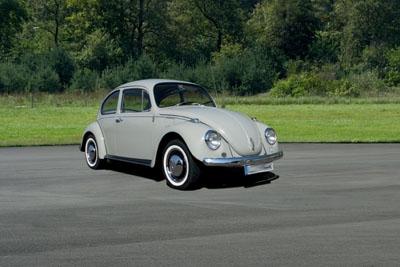 VW Käfer 1500 (Limousine) Revell 07083