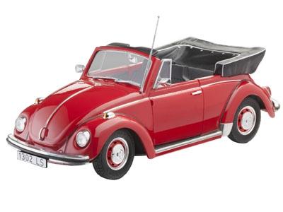 VW 1302LS Cabrio, iberisch-ro Revell 08470