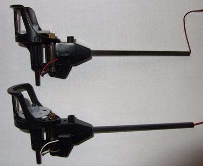 Arm mit Motor (24097) Revell 43897
