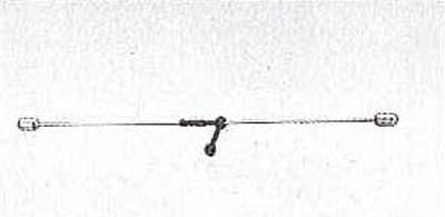 Stabilisator (Paddel)(24054) Revell 44013