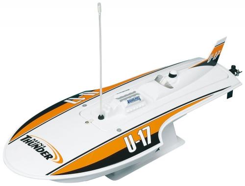 Aquacraft Mini Thunder Hydro Plane RTR Revell RC Pro AQUB16A4