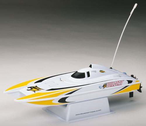 Aquacraft Mini Wildcat RTR gelb Revell RC Pro AQUB19A3