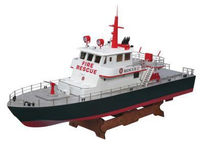 AquaCraft Rescue 17 Feuerlöschboot 2.4GHz RTR AQUB5701