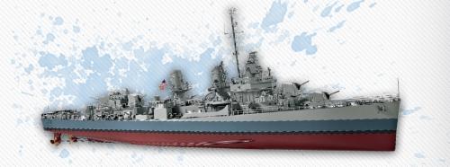 AquaCraft Fletcher Class US Navy ARTR AQUB5705