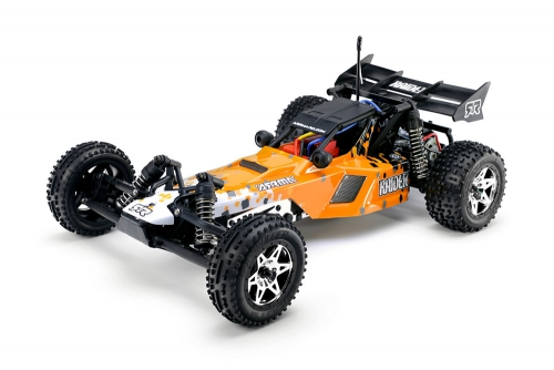 Raider Buggy 1:10 RTR Orange Brushed AR102536