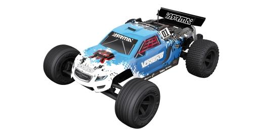 Vorteks 2WD Mega Brushed Race Truck 1/10 RTR, blau AR102601