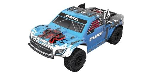Fury 2WD Mega Brushed Short Course Truck1/10 RTR, AR102605