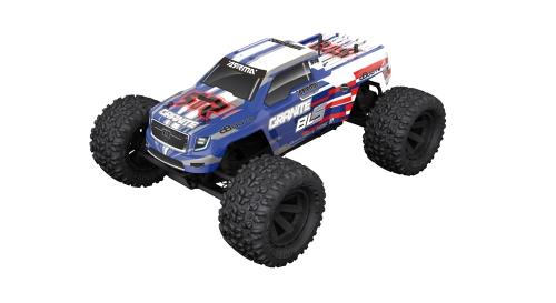 Granite 2WD BLS Brushless Monster Truck 1/10 RTR, AR102615