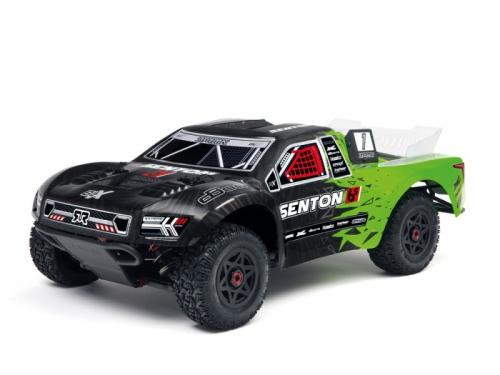 ARRMA SENTON 6Sv2 4WD BLX SD Short Course 1/10 RTR AR102654
