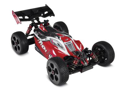Typhon 6S 4WD BLX Race Buggy 1/8 RTR, rot (inkl. AR106001