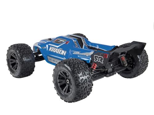 Kraton 6S 4WD BLX Race Monster Truck 1/8 RTR, blau AR106006