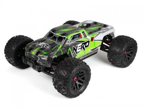 ARRMA NERO 6S 4WD BLX Monster Truck RTR, grün AR106009