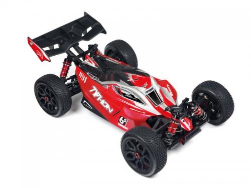 ARRMA TYPHON 6Sv2 BLX 4WD Race Buggy 1/8 RTR AR106013