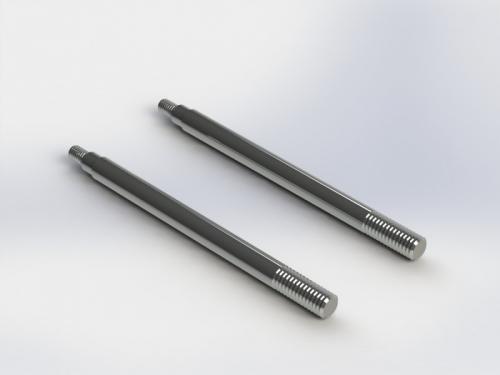 Dämpfer-Kolbenstange 4x63mm (2) AR330425