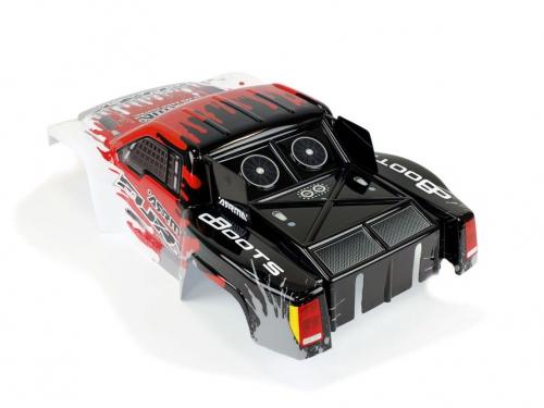 Arrma Karosserie Fury, rot Revell RC Pro AR402008