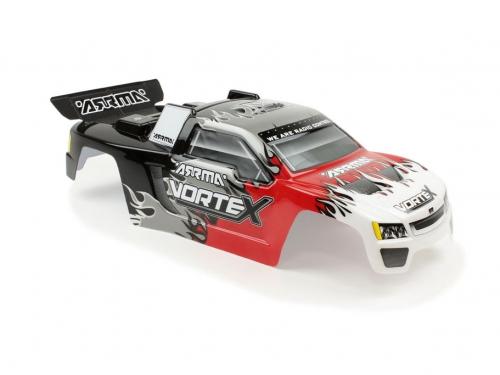 Arrma Karosserie Vortex, rot Revell RC Pro AR402009