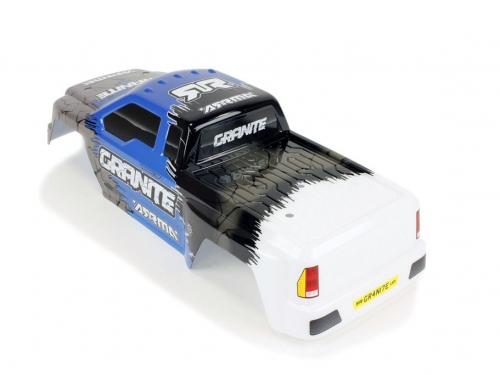 Arrma Karosserie Granite, blau Revell RC Pro AR402010