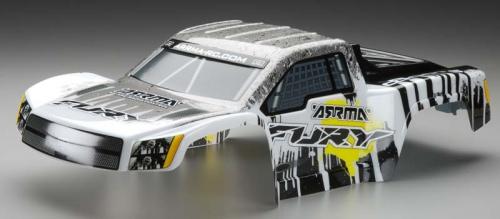 Karosserie Fury, Graffito AR402013
